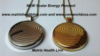 NEW Scalar Energy Pendant