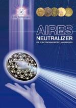 Aires Holographic Crystal Electromagnetic Neutralizer