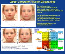 Video-Computer Psycho-Analysis