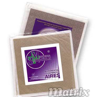 Napkins for Cosmetic and Therapeutic Purposes